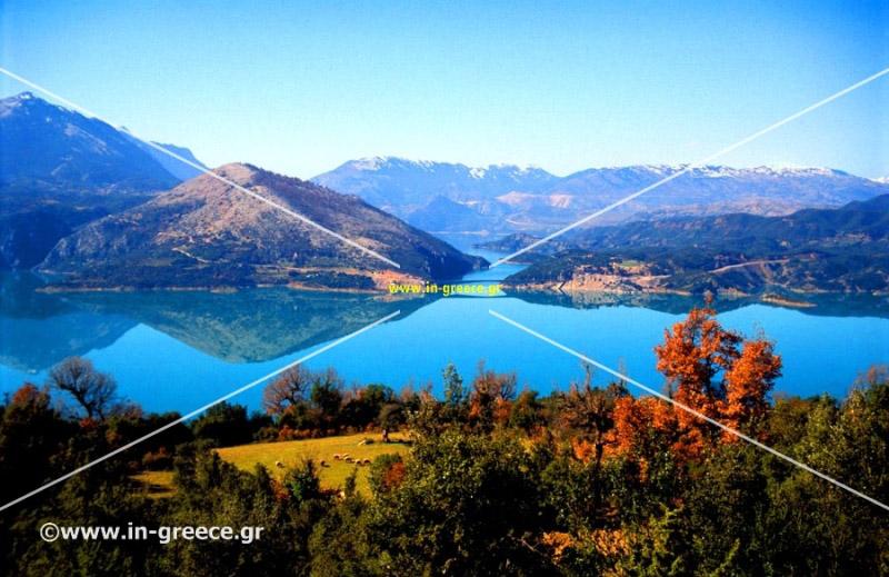 Λίμνη Κρεμαστών - Kremaston Lake