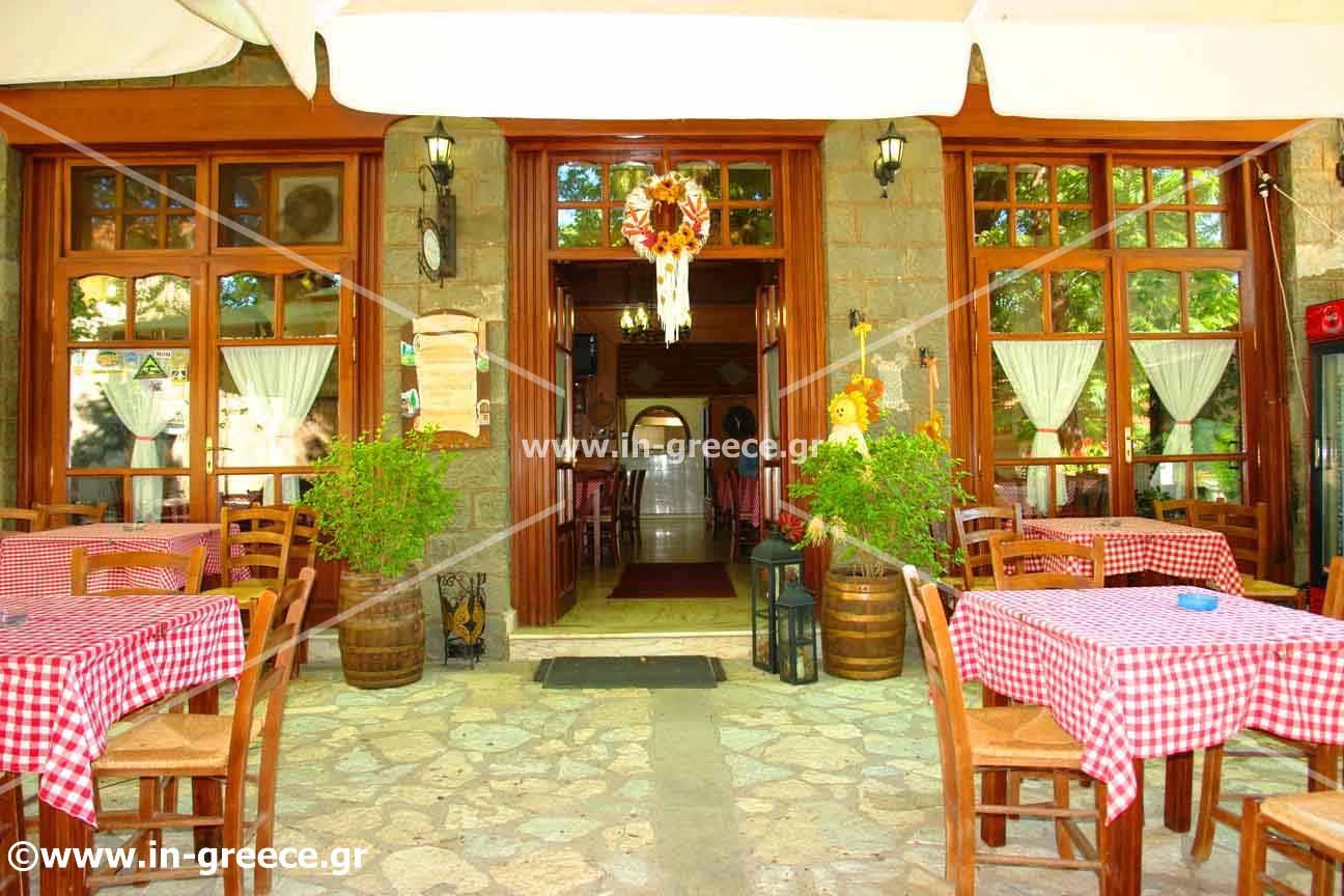 Εστιατόριο - Ταβέρνα ''Η Αντιγόνη'', Κρίκελλο