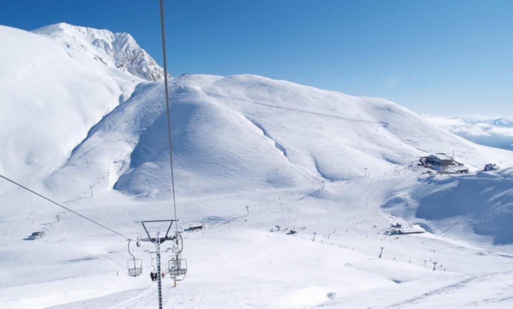Καρπενήσι Χιονοδρομικό Κέντρο Βελούχι
